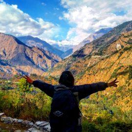 Mount Everest Base Camp Trekking Series- Day 1 Lukla to Monjo
