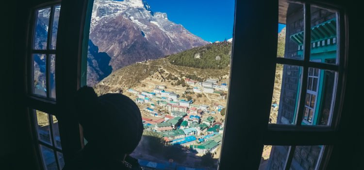 Mount Everest Base Camp – Day 2 and Yeti Mountain Home Review