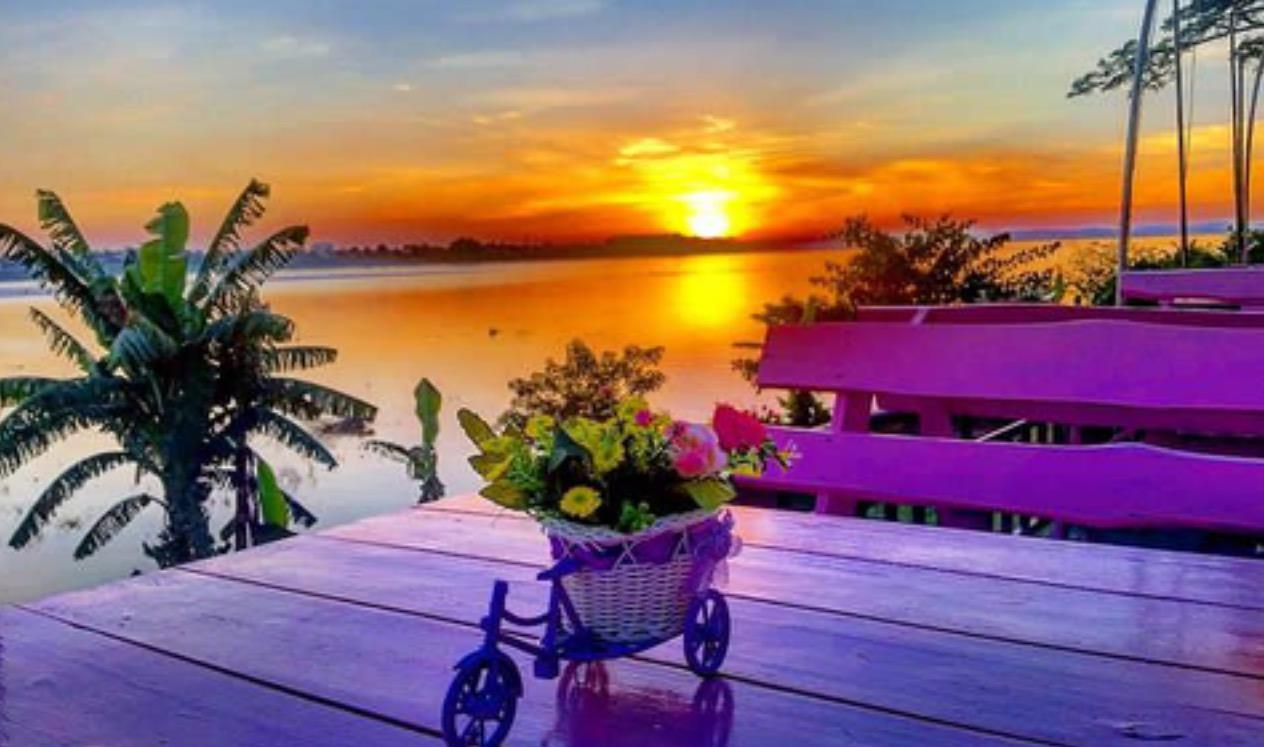 living in Laos