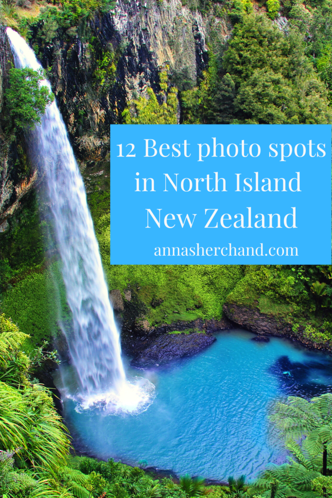 best photo spots in new zealand north island