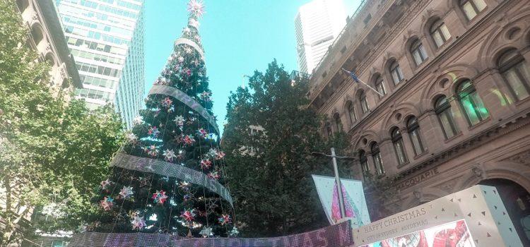 Sydney Christmas on budget