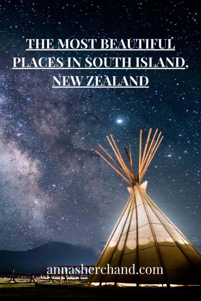 Most Beautiful Places In New Zealand South Island