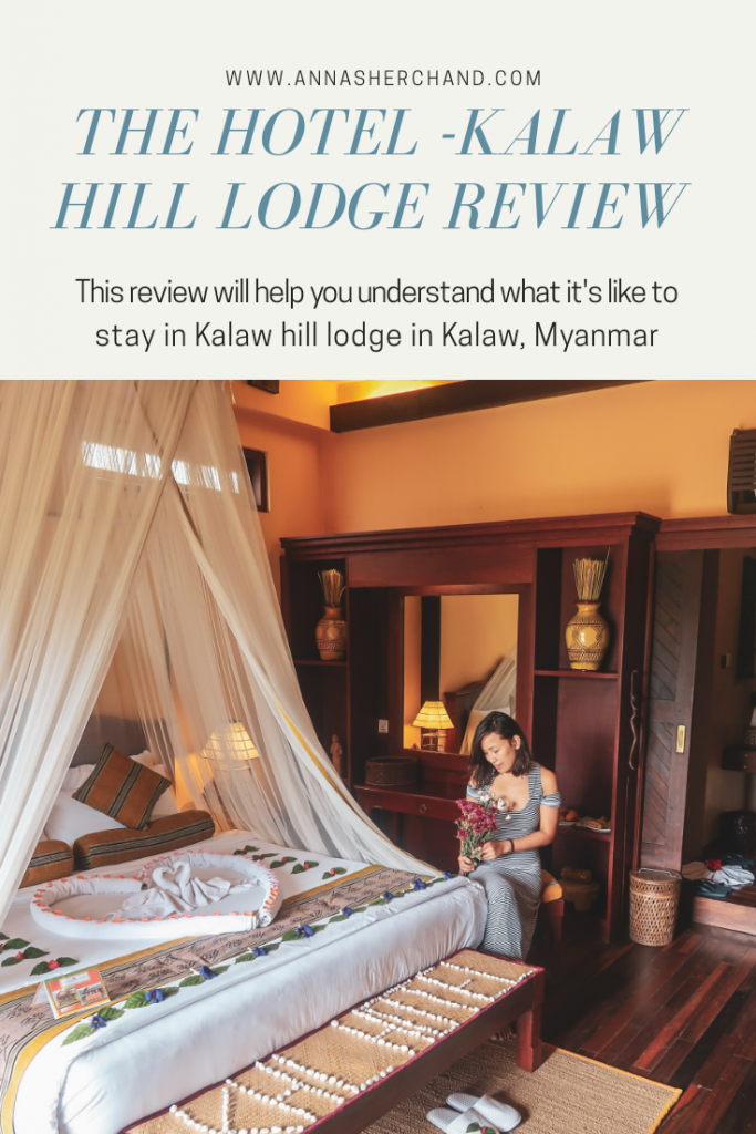 Kalaw hill lodge review