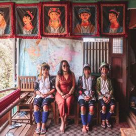 3 weeks Myanmar itinerary