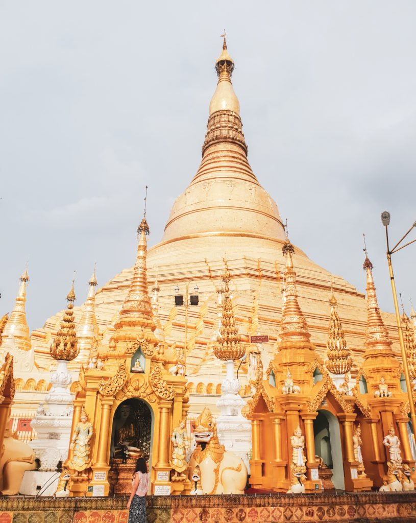 2 days in yangon