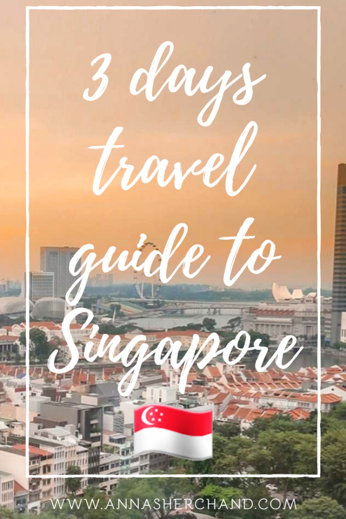 3-days-singapore-travel-guide