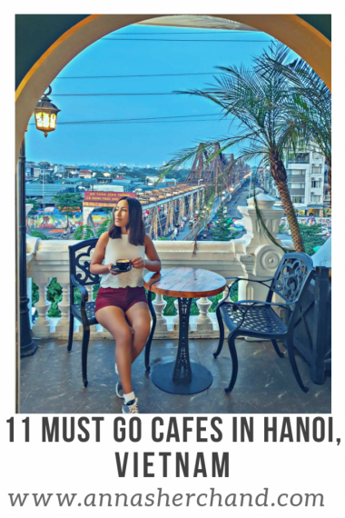 10 must see cafes in Hanoi, Vietnam