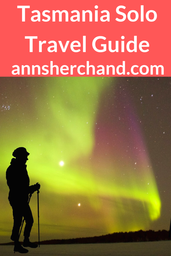 tasmania solo travel guide