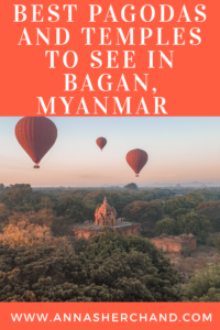 best pagodas and temples in bagan