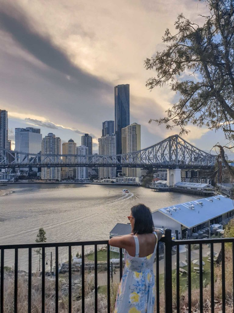 solo travel brisbane