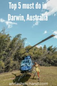 must do in darwin