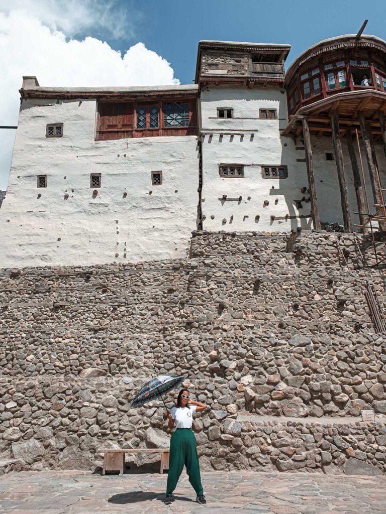 Baltit fort best places in pakistan