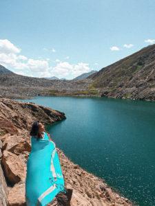 lulusaar lake in pakistan