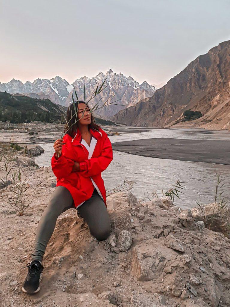 Passu cones beautiful places in pakistan