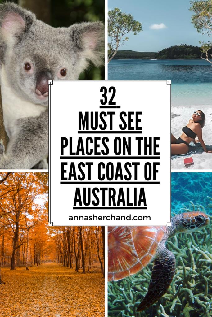 Australia east coast must-see