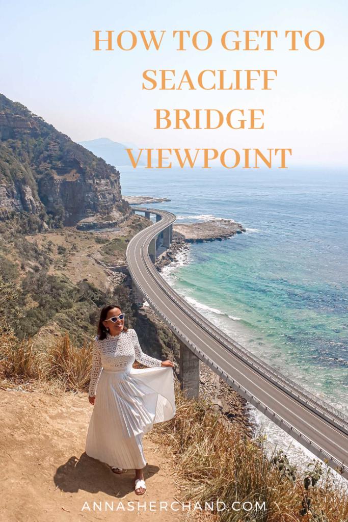 seacliff bridge lookout