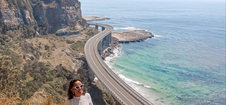 How to get to seacliff bridge