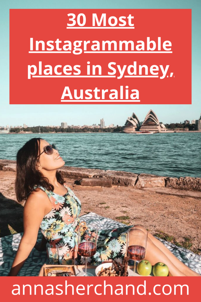 Most Instagrammable places in Sydney