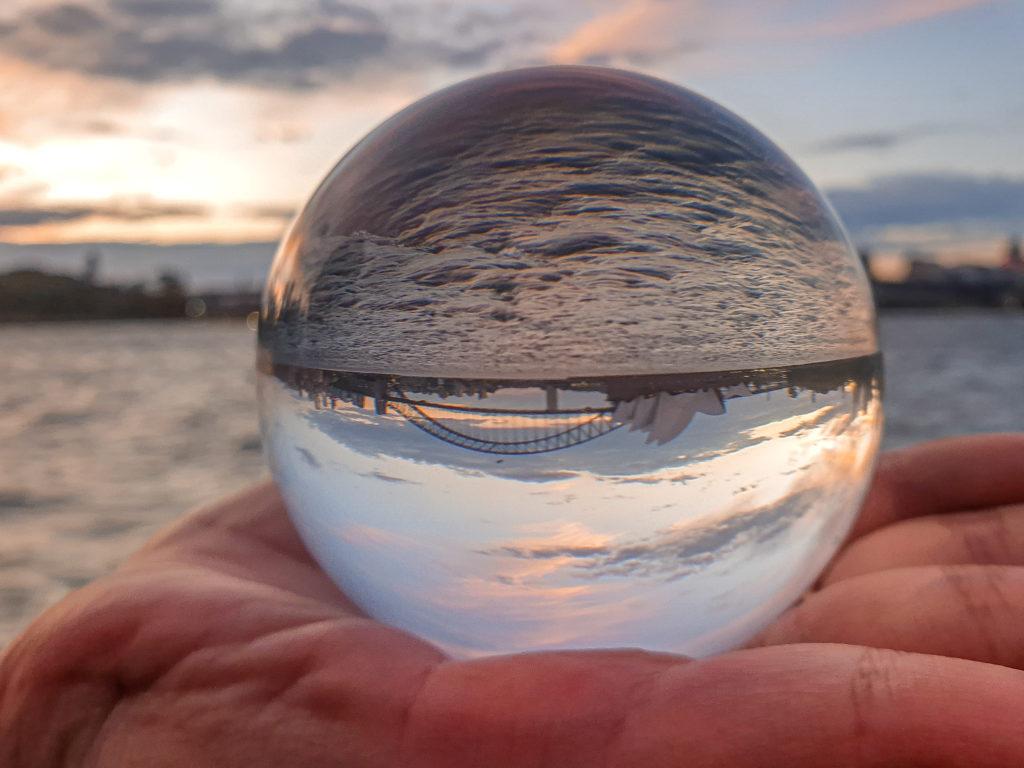 Refractique Lensball