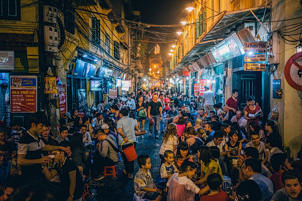 Best bars in hanoi beer corner