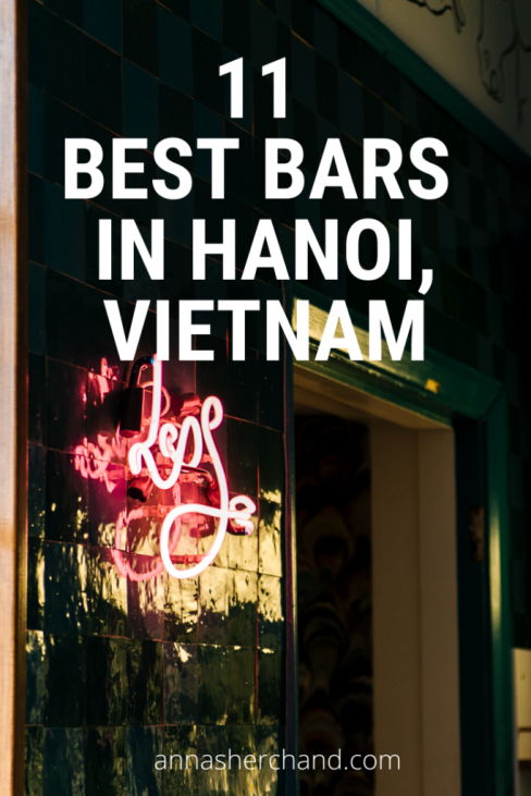 best bars in hanoi vietnam