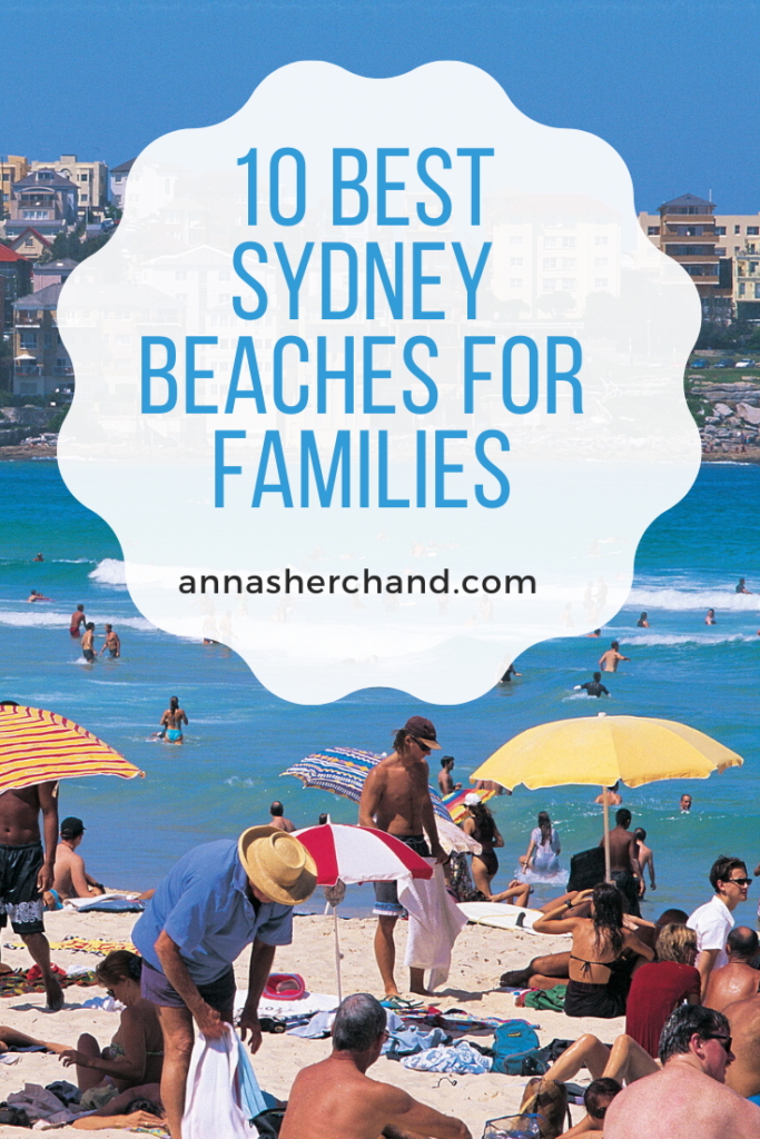 best sydney beaches for families
