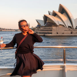 Captain Cook Dinner cruise Sydney (With Photos)