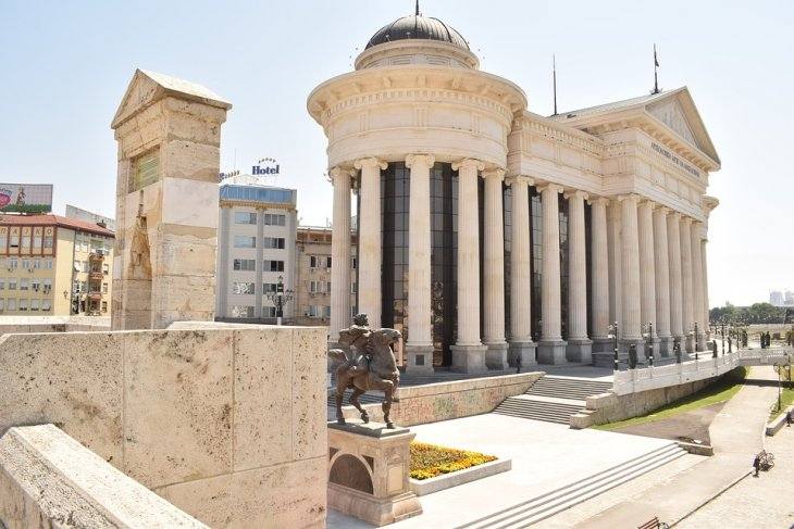 one of the best tours from sofia is the trip to Skopje