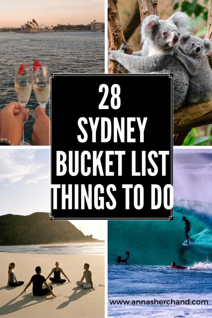 Sydney Australia travel blog