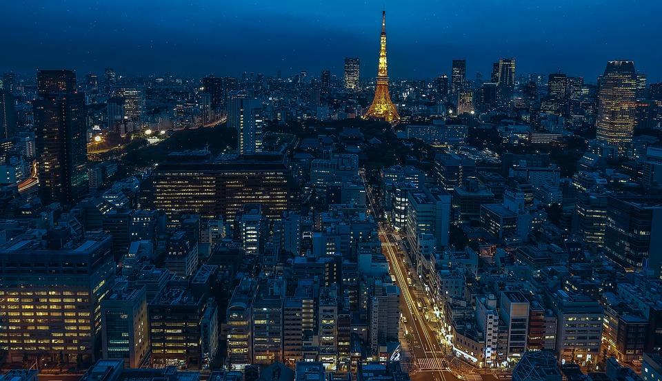1 week in tokyo