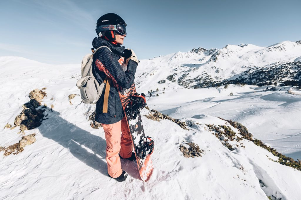solo female travel to Andorra