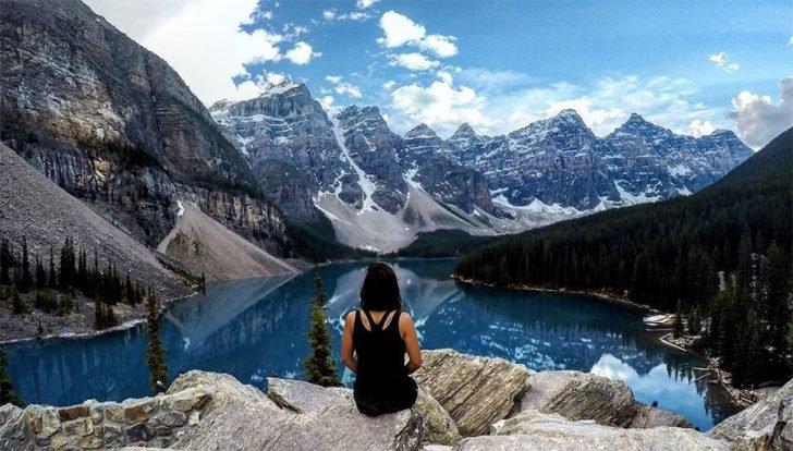 working holiday visa in Banff