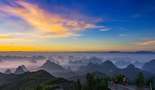 1-month backpacking China itinerary for First-Timers