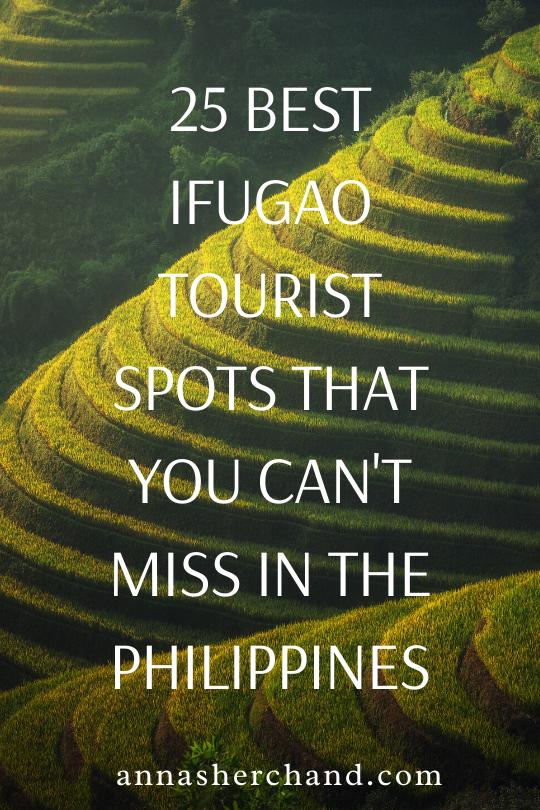 Ifugao tourist spots