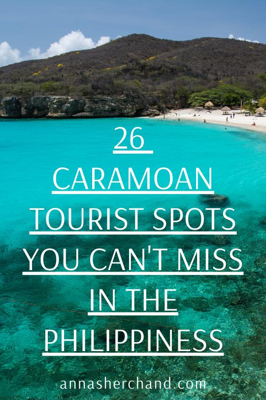 caramoan tourist spots