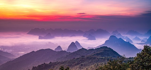 one week Guilin itinerary