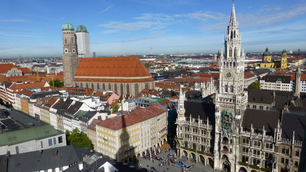 2 days in Munich