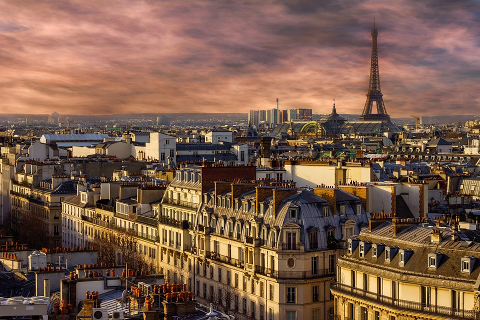 4 days itinerary in paris