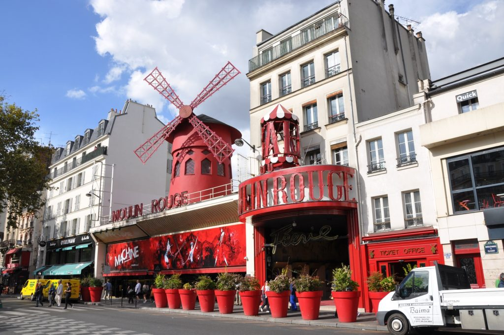 Paris itinerary 4 days
