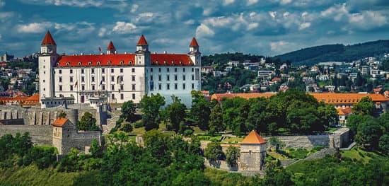 solo travel to Bratislava