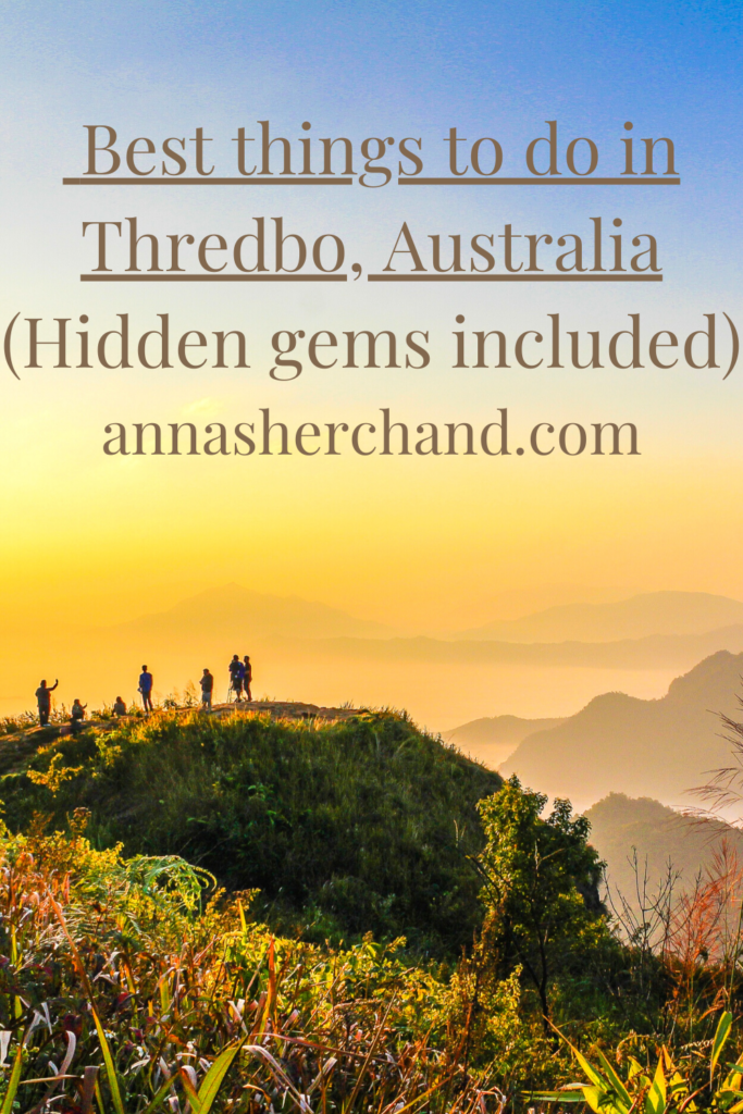 best things to do in thredbo in summer and in winter