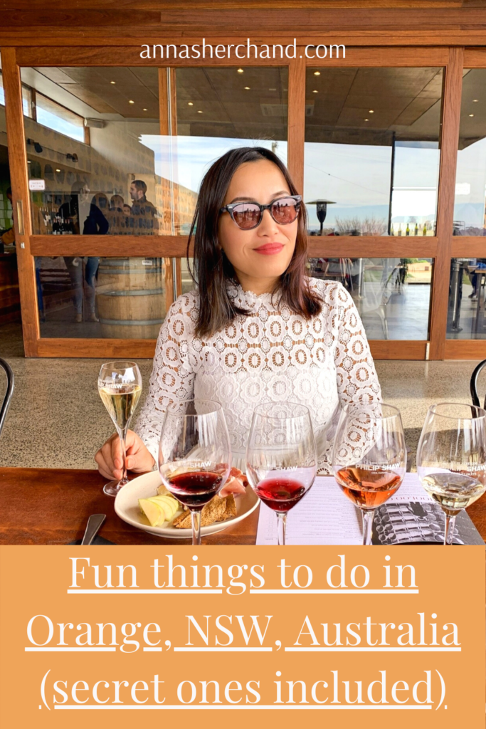 fun things to do in orange nsw australia