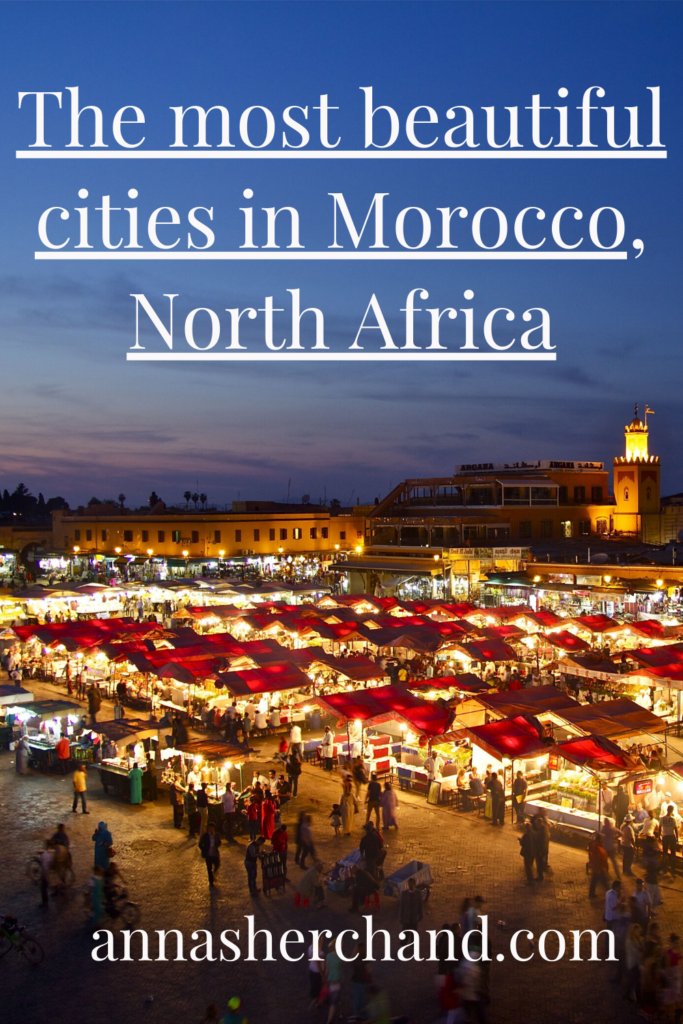 most beautiful cities in Morocco