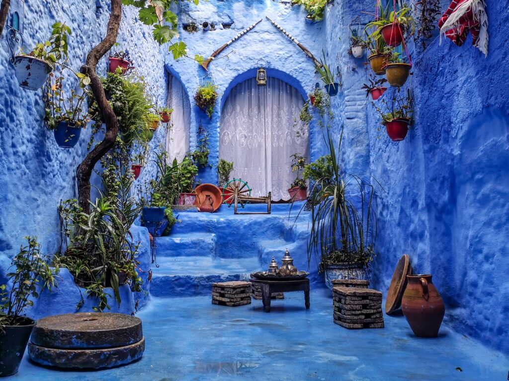 One of the most beautiful cities in Morocco