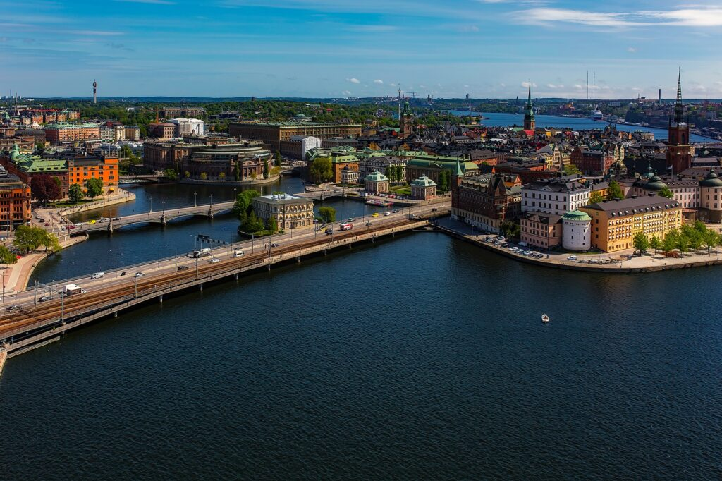 solo travel to stockholm