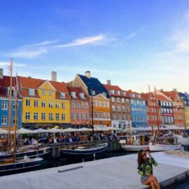 Solo travel to Copenhagen