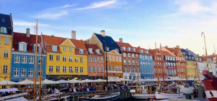 Solo travel to Copenhagen