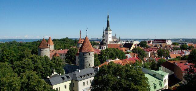 Solo travel to Tallinn, Estonia