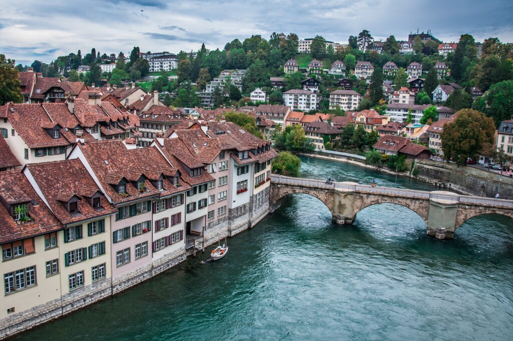 5 days switzerland itinerary