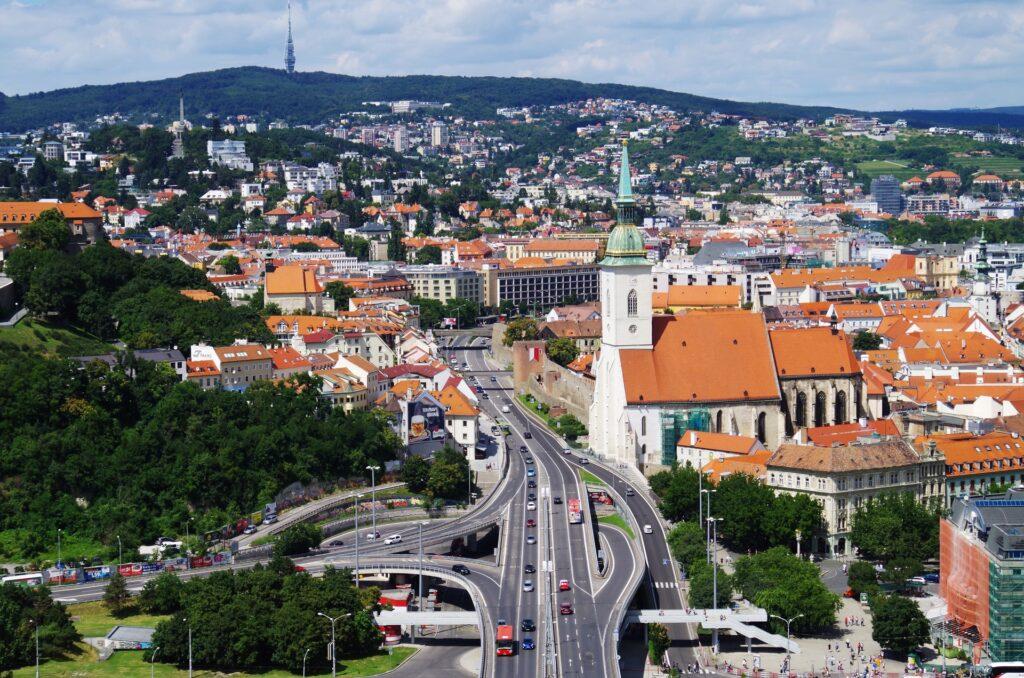 solo travel to bratislava slovakia